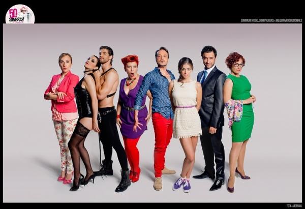 Photo Flash: 50 Sombras! El Musical