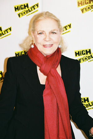 Breaking News - Tony Award Winner Lauren Bacall Dies at 89