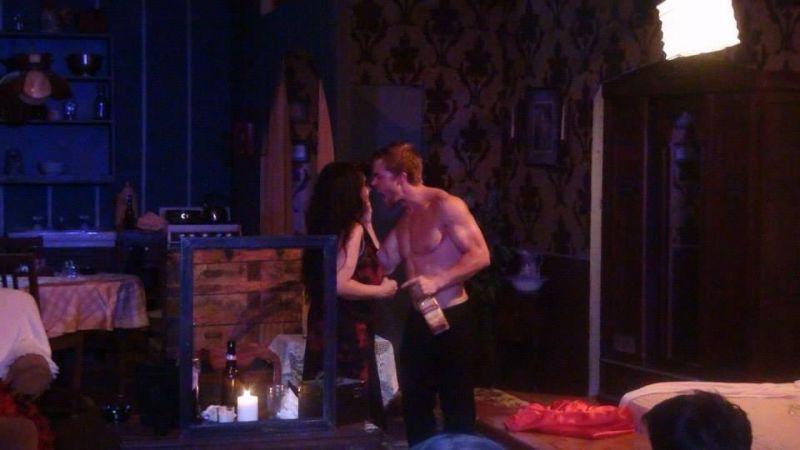 BWW Reviews: Stage Door Inc.'s  A STREETCAR NAMED DESIRE is First-class Enjoyment