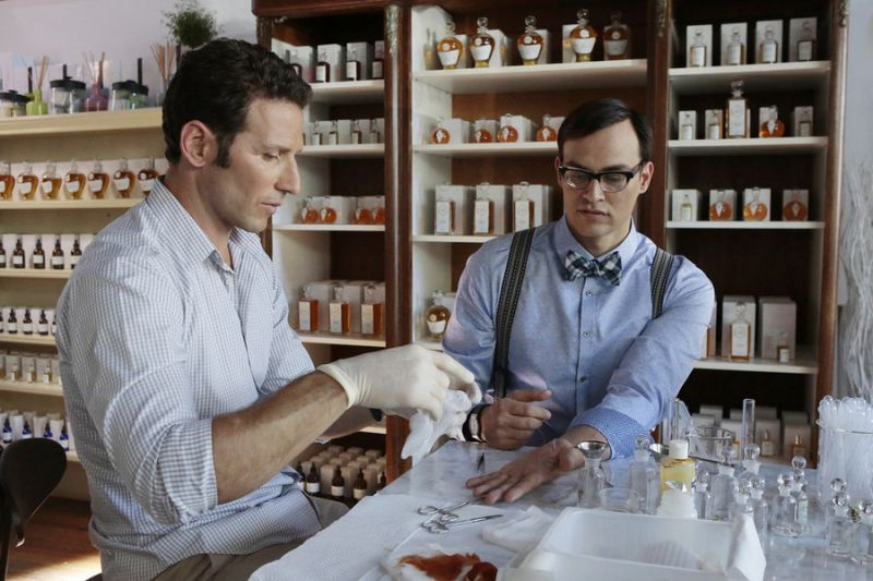 Photos: First Look - Cheyenne Jackson Guest Stars on Tonight's ROYAL PAINS on USA
