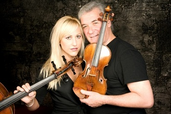 Amanda Forsyth and Pinchas Zukerman