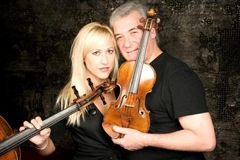 Amanda Forsyth and Pinchas Zukerman