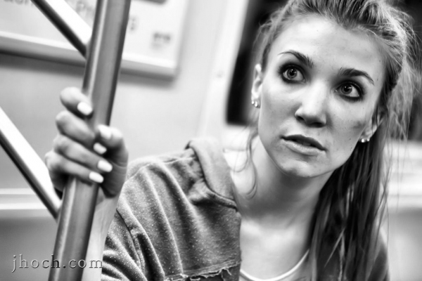 Photo Flash: Meet the Cast of The Dirty Blondes' THE TUNNEL PLAY at FringeNYC