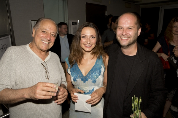 Photo Flash: THE GOOD AND THE TRUE Celebrates Opening Off-Broadway