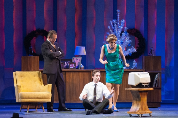 Photo Flash: Marc Shaiman and Scott Wittman Visit Music Theatre Wichita's CATCH ME IF YOU CAN; Plus Production Shots!