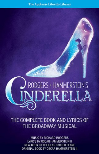 CINDERELLA Complete Libretto Now Available For Pre-Order, Out 9/16