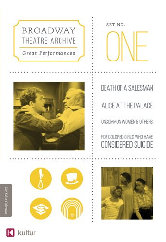 BROADWAY THEATRE ARCHIVE: GREAT PERFORMANCES Set 1 Now Available