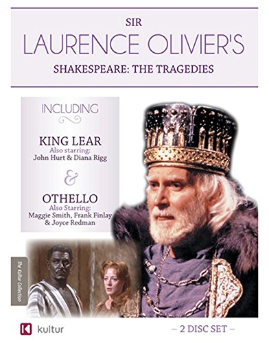 SIR LAURENCE OLIVIER'S SHAKESPEARE COLLECTION Now Available For Pre-Order, Out 8/26