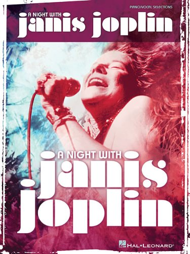 A NIGHT WITH JANIS JOPLIN Vocal Selections Now Available For Pre-Order, Out 11/3