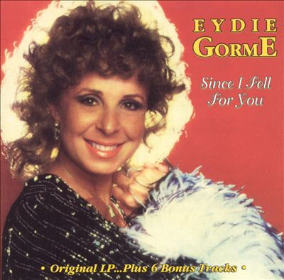 Eydie Gorme's SINCE I FELL FOR YOU Now Available For Pre-Order, Out 9/30