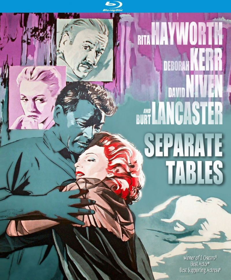 SEPARATE TABLES Now Available On Blu-ray