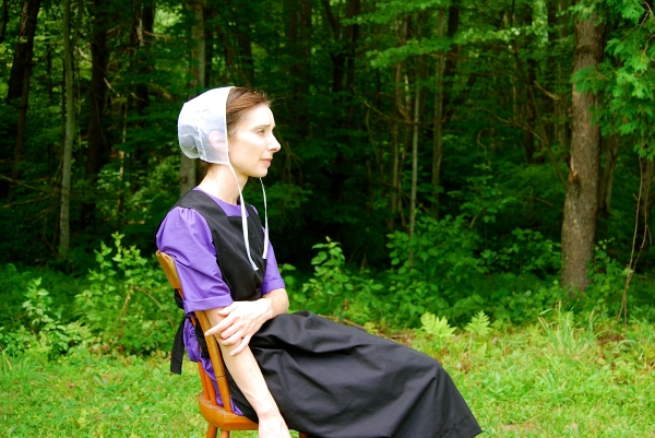 Photo Flash: In Rehearsal for Chester Theatre Company's THE AMISH PROJECT