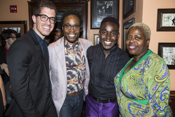 Photo Coverage: MOTOWN's Mykal Kilgore Makes His 54 Below Debut!