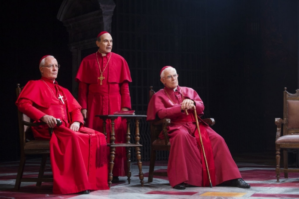 Photo Flash: First Look at David Suchet, John O'May and More in THE LAST CONFESSION