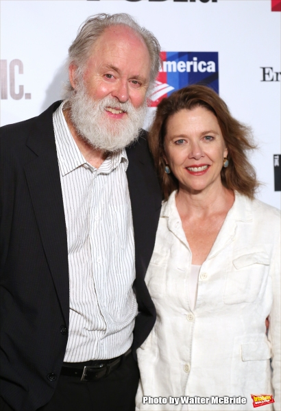 Photo Coverage: KING LEAR Company Celebrates Opening Night in the Park!