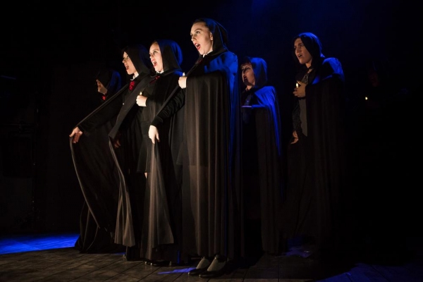 Photo Flash: Untold Theatre Company Presents Off-West End Premiere of GRIM A New Musical