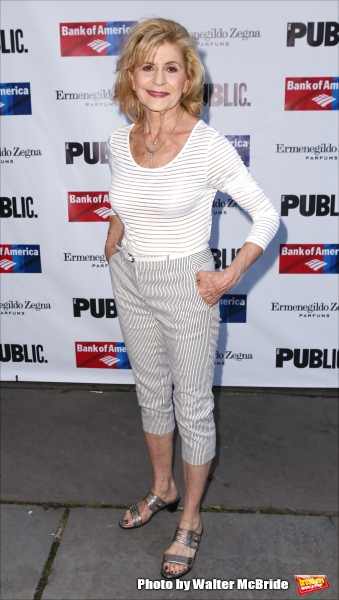 Photo Coverage: Central Park Fashion at Opening Night of KING LEAR