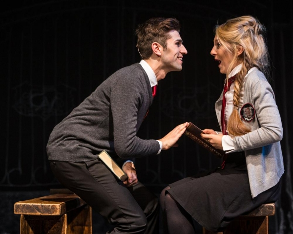 Photo Flash: First Look at Untold's GRIM: A NEW MUSICAL at Charing Cross