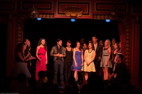 Photos: Lesli Margherita, Jenna Leigh Green, Derek Klena, Steven Ferezy and More at CABRILLO COAST-TO-COAST