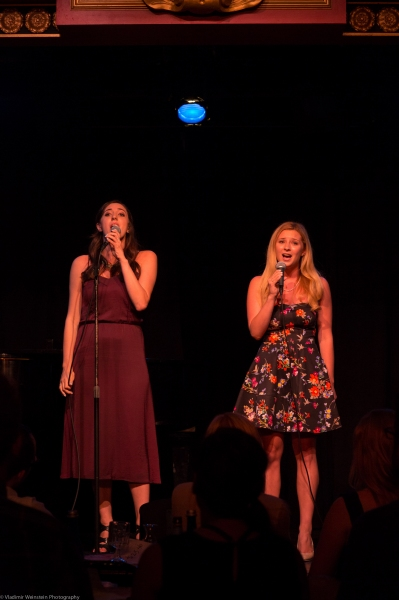 Photo Flash: Lesli Margherita, Jenna Leigh Green, Derek Klena, Steven Ferezy and More at CABRILLO COAST-TO-COAST