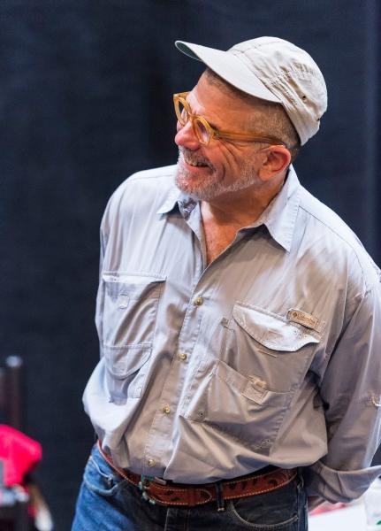 Playwright David Mamet