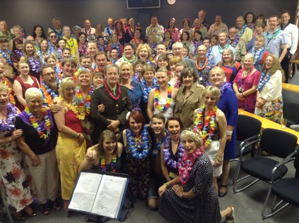 Photo Coverage: NODA's 'Evening With Stuart Brayson', Composer Of FROM HERE TO ETERNITY!