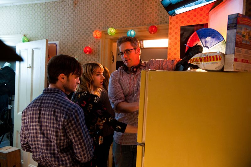 BWW Interviews: WHAT IF Director Michael Dowse Discusses Working with Stage Vets Daniel Radcliffe, Zoe Kazan