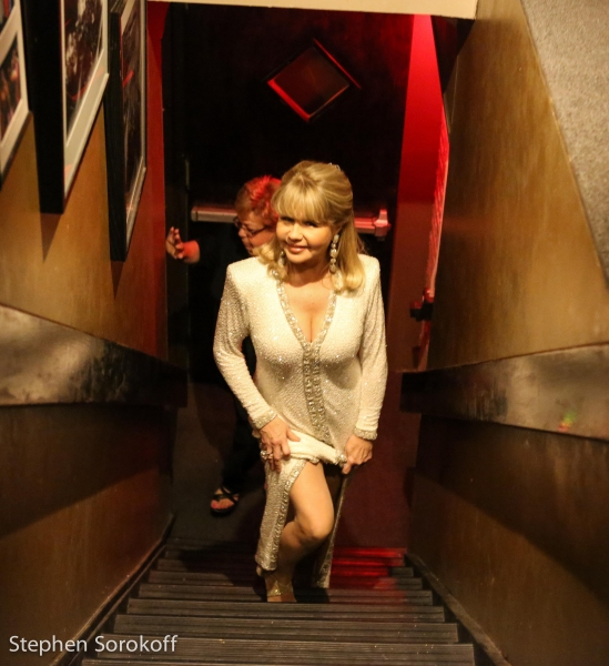 Photo Coverage: Pia Zadora Brings PIA RELOADED to Metropolitan Room