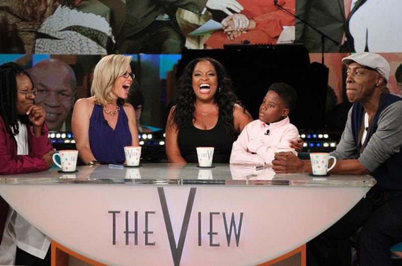 Photo: First Look - Sherri Shepherd Says Farewell to ABC's THE VIEW, 8/11