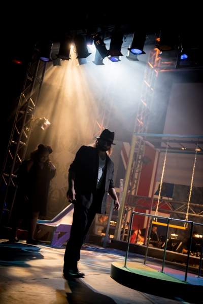 Photo Flash: First Look at TOMMY at The Playhouse