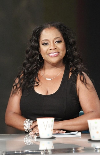 Photo Flash: First Look - Sherri Shepherd Bids Farewell to THE VIEW; Final Show Airs 8/11