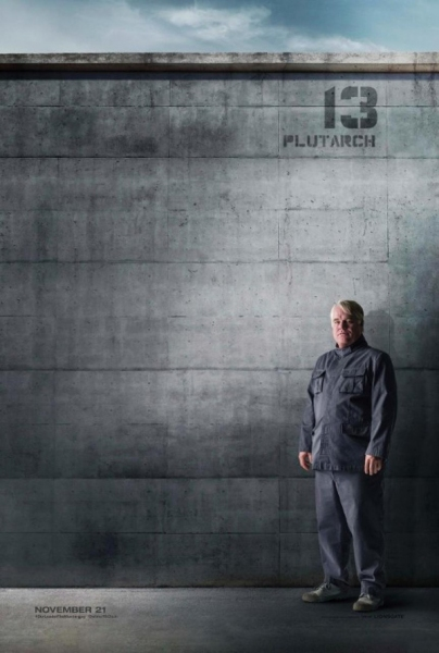 Photo Flash: Philip Seymour Hoffman & More Featured in 6 New HUNGER GAMES MOCKINGJAY Posters
