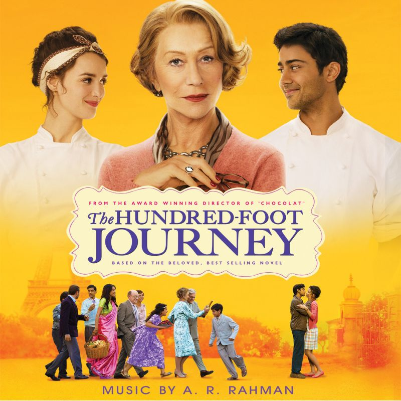 Original Motion Picture Soundtrack from THE HUNDRED FOOT JOURNEY to Be Released Today
