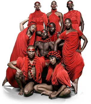 The Vuyani Dance Company