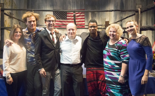 Debbie Bisno, Michael Shannon, Brett Neveu, Guy Van Swearingen, Kamal Angelo Bolden,  Photo