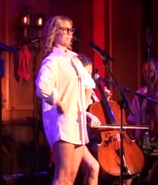 BWW Interviews: As Patti Murin Preps for 54 Below Show, She Talks Skivvies, Sierra Boggess, & Potato Chips