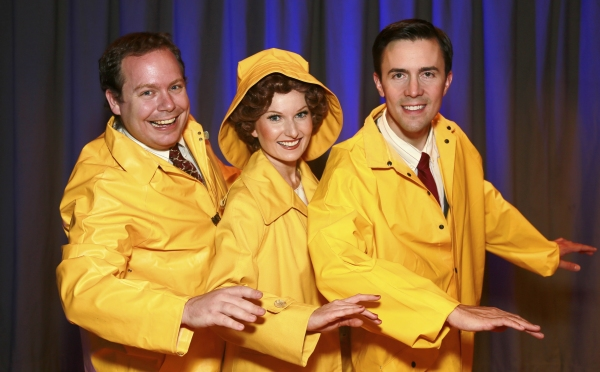 BWW Reviews: Broadway In The Park Presents a Spectacular SINGIN' IN THE RAIN at its 5th Annual Summer Festival