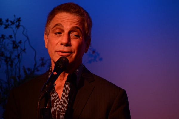 Photo Flash: Tony Danza, Annaleigh Ashford & More Pay Tribute to Elaine Stritch at the Metropolitan Room