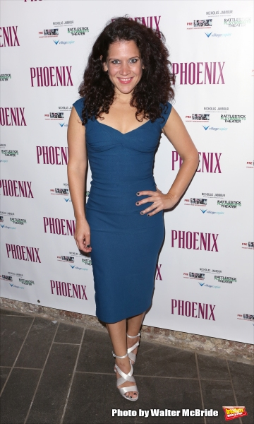 Photo Coverage: On the Red Carpet for Opening Night of PHOENIX