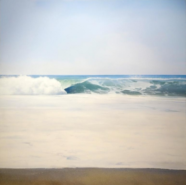 Photo Flash: Gallery Henoch Presents John Evans' I AM THERE NOT THERE and Todd Kenyon's OCEAN ROAD BEACH BRIDGEHAMPTON