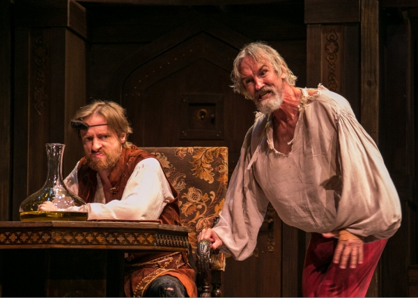 Photo Flash: First Look - THE ALCHEMIST at The Shakespeare Theatre