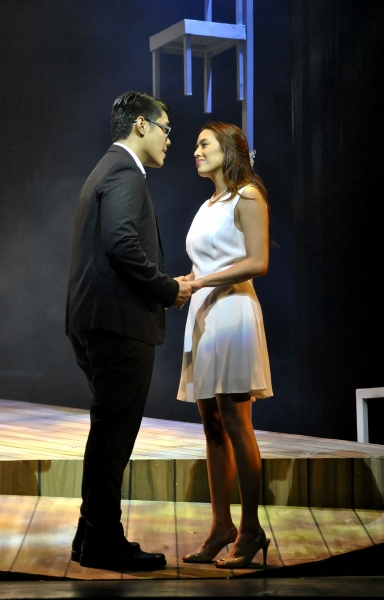 First Look at THE LAST 5 YEARS, Starring Nikki Gil, Joaquin Valdes