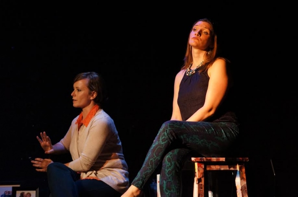 Photo Flash: First Look at World Premiere of Sara Cooper's THINGS I LEFT ON LONG ISLAND