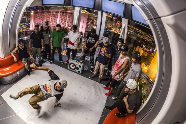 Photo Flash: Epic B-Boy Battle at the Tallest Ferris Wheel in the World