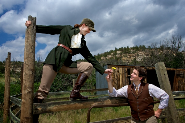 BWW Reviews: Theatreworks' AS YOU LIKE IT - A Rustic Revel in Rock Ledge