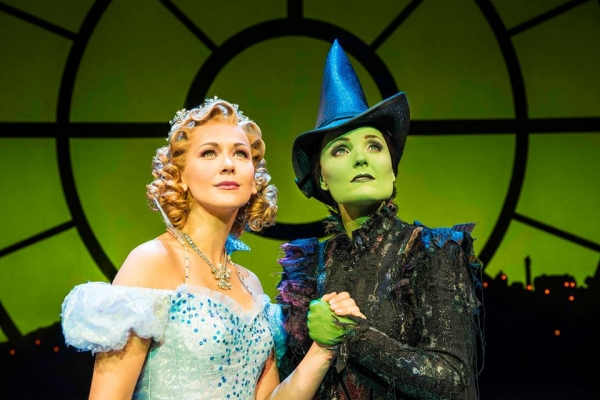 Photo Flash: First Look at Kerry Ellis, Back in Green for WICKED in the West End!