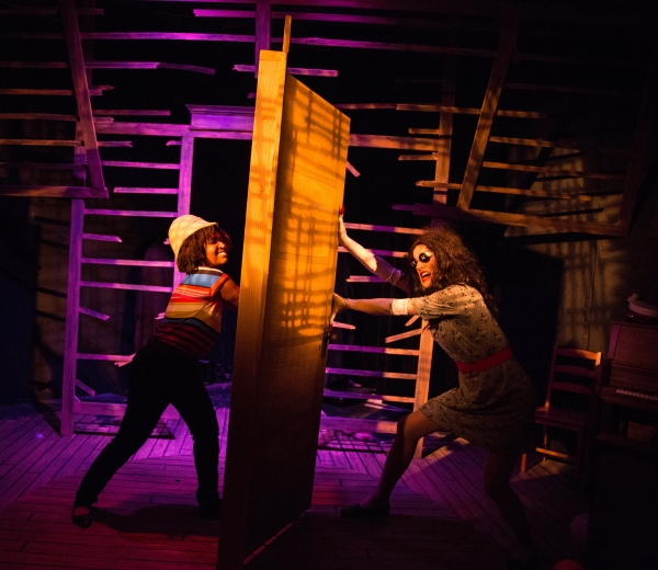 Photo Flash: First Look at Black Button Eyes' Midwest Premiere of CORALINE