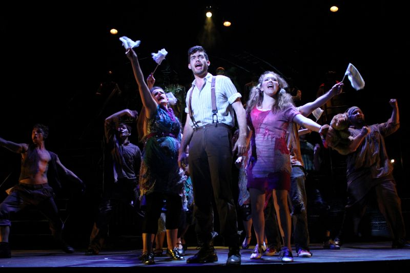 BWW Reviews: Balagan and SMT's URINETOWN Sets an Almost Perfect Tone