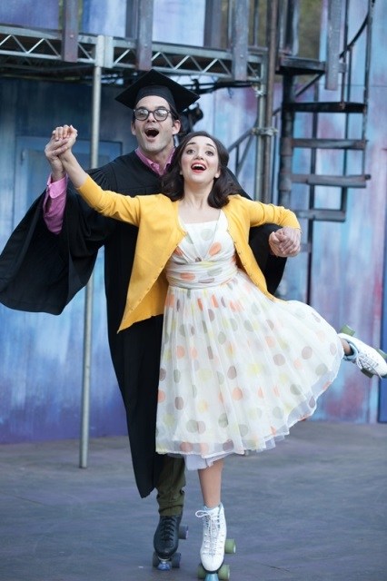 BWW Reviews: Laughter Rules in Independent Shakespeare Co.'s THE TAMING OF THE SHREW