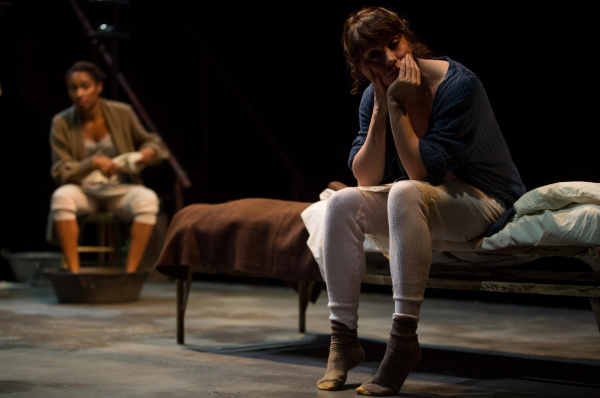 Photo Flash: First Look at Signature Theatre's AND I AND SILENCE